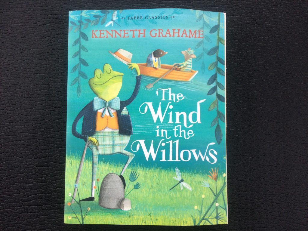 The Wind in the Willows, recommended reading for nine and younger