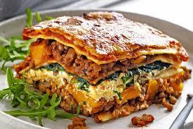 lasagne, diet, wellbeing