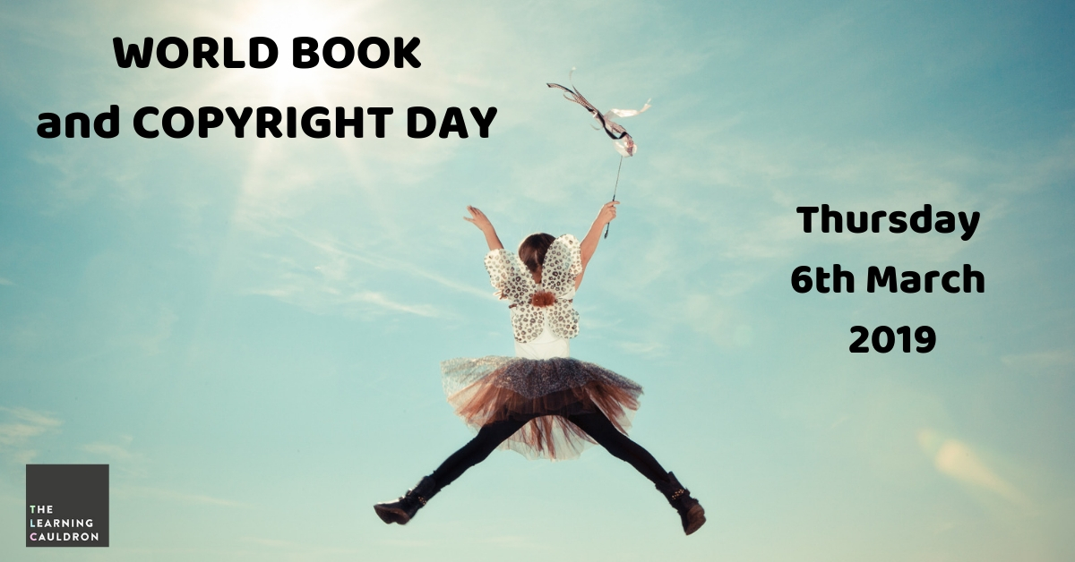 read books on world book day