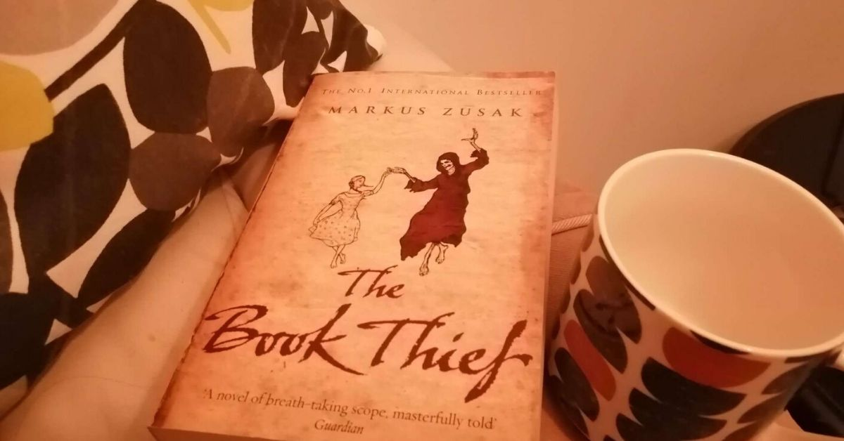 book thief one of the recommended books for teens